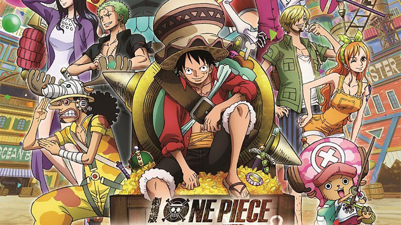 One Piece: Stampede Key Visual & Release Date Confirmed ...