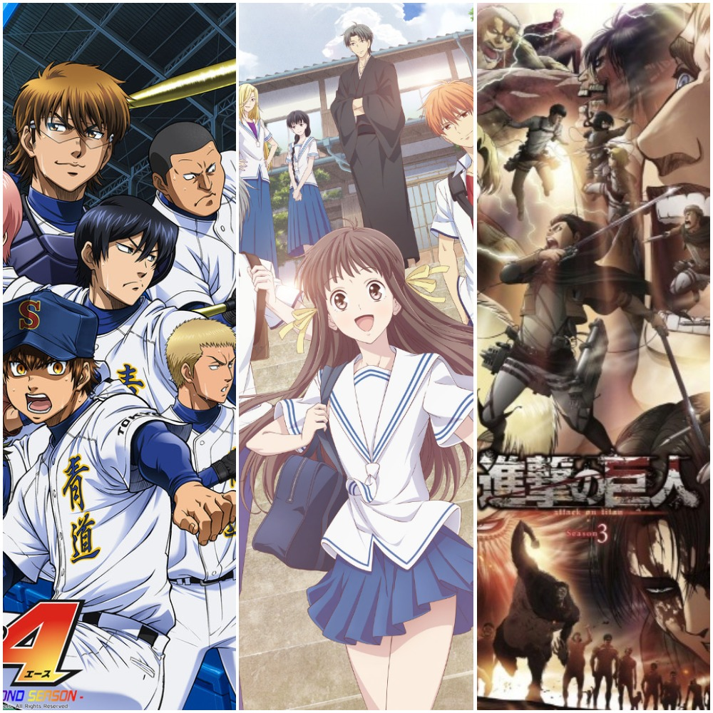 Anime 2019 Pantip: Most Anticipated Spring 2019 Anime (Our List)